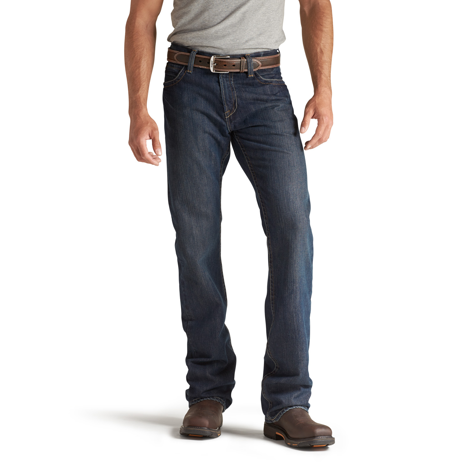Ariat M4 Fr Boot Cut Work Jeans Flame Resistant Denim