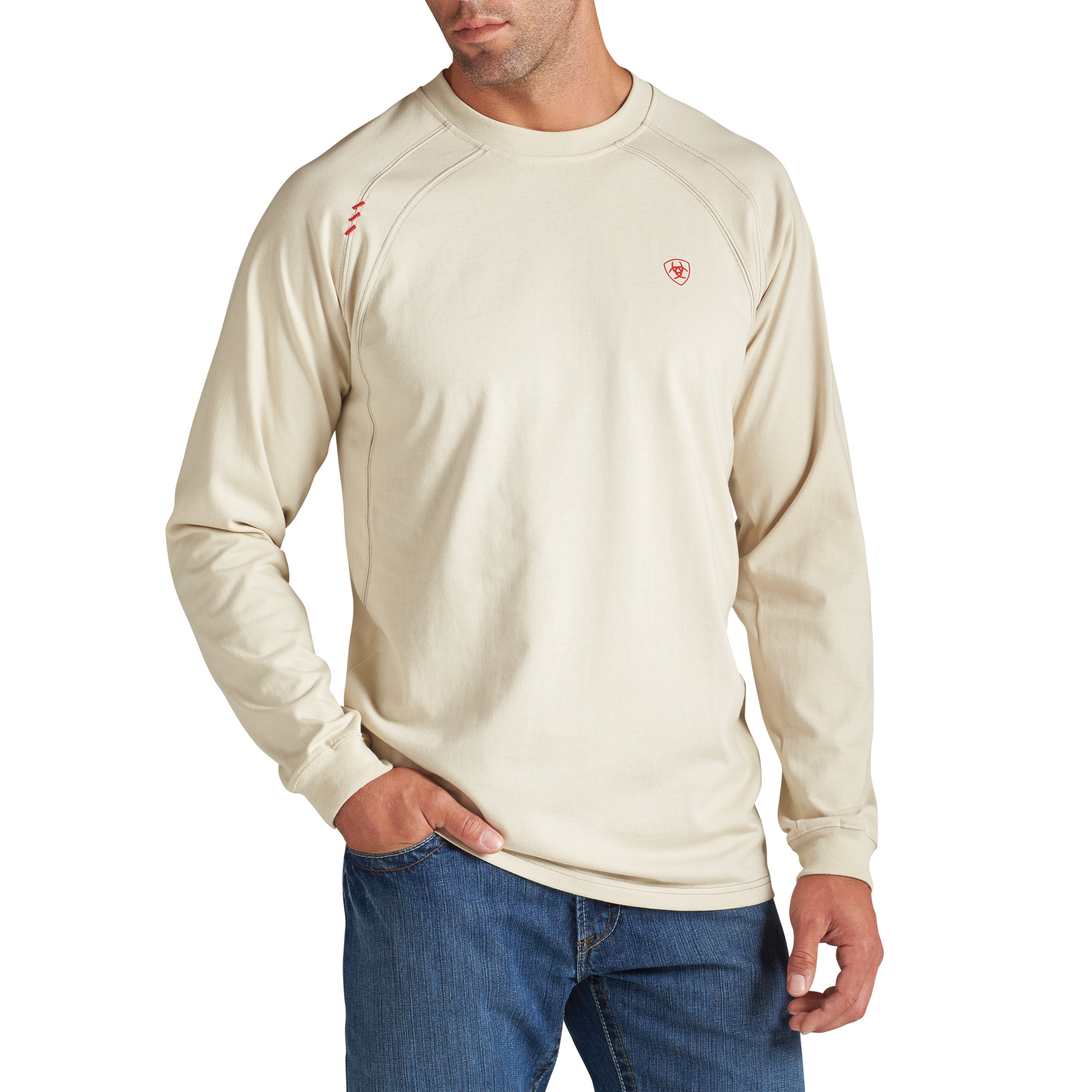 6f7b244a Ariat FR Long Sleeve Shirt | Breathable & Lightweight