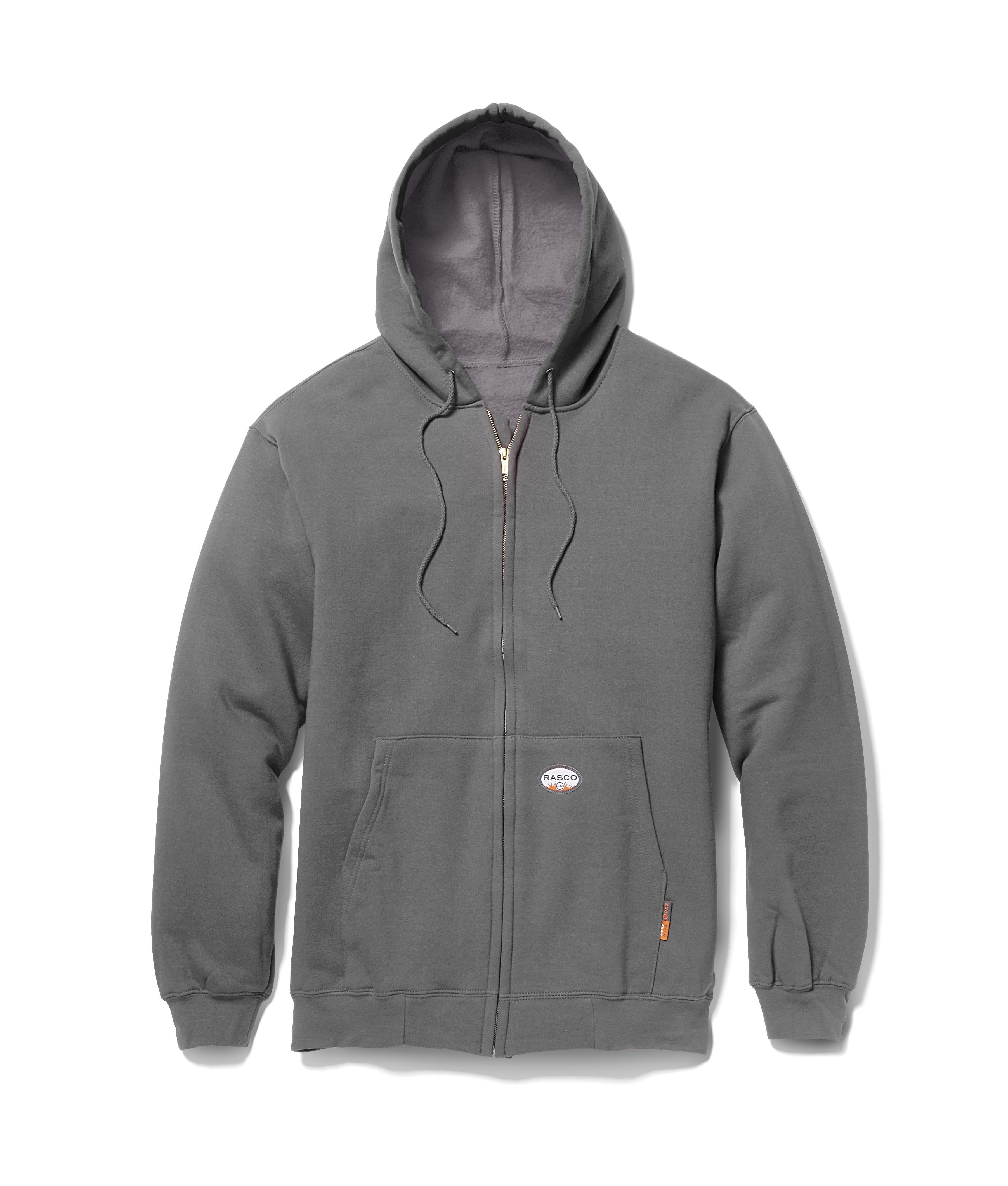 0da4995976e4 Fire Resistant Grey Rasco Hoodie