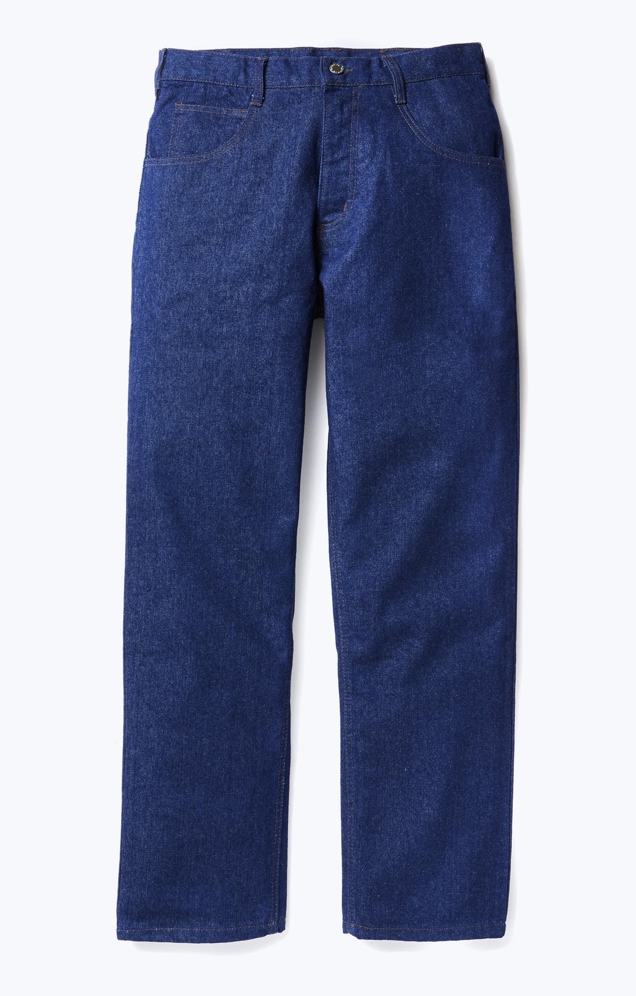 32fb4abd Rasco FR Lightweight Men's Blue Jeans   JFR1211