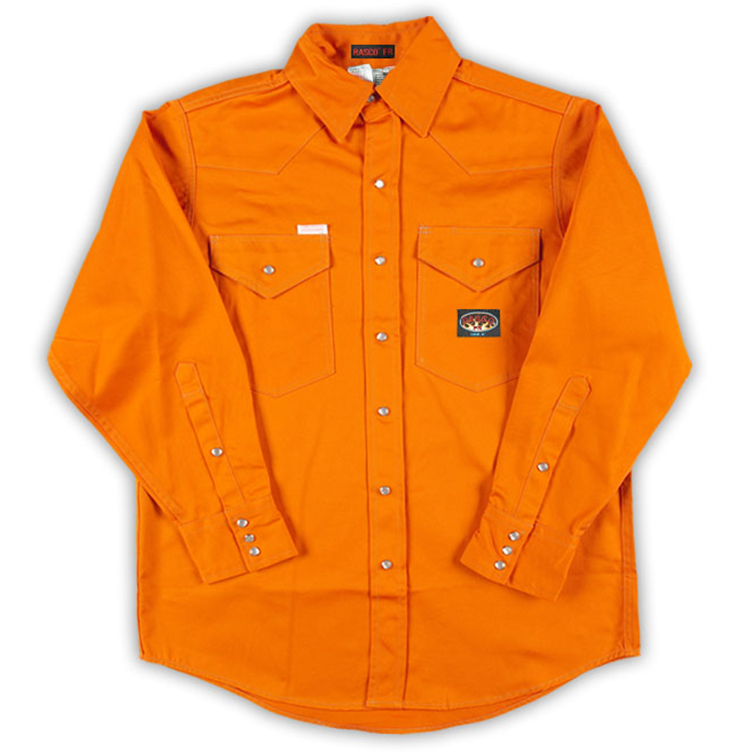 Rasco arc rated lightweight shirt ofr752 for Flame resistant work shirts