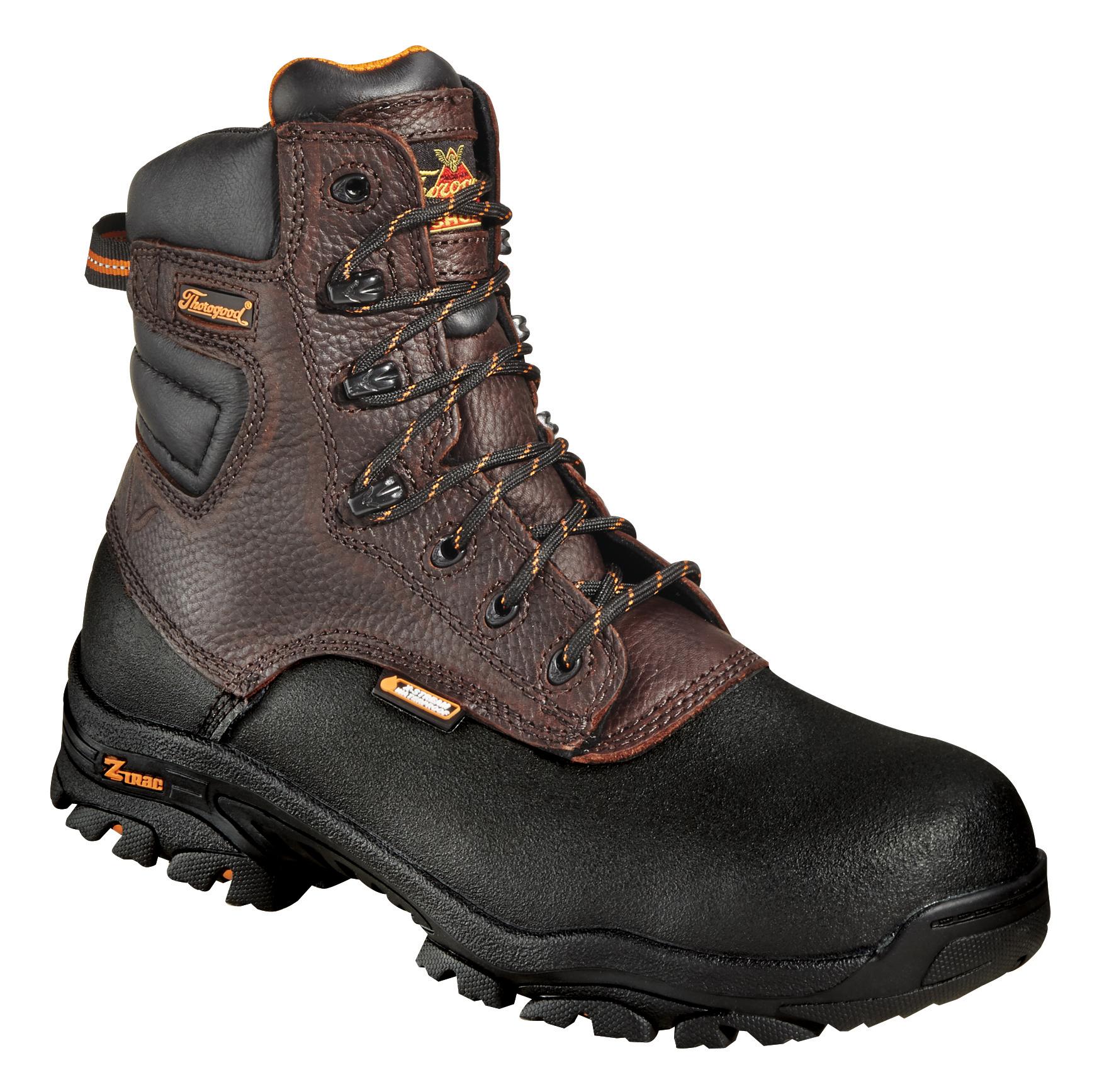 Thorogood Waterproof Lightweight Work Boots 804 4808