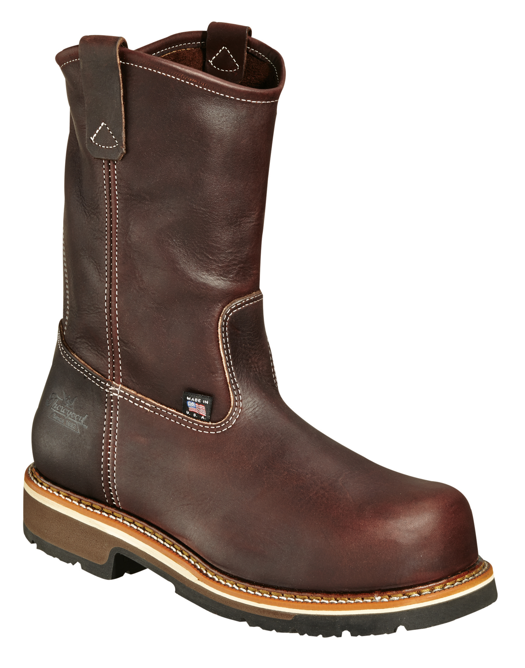 pull on thorogood s usa made boots 804 4369