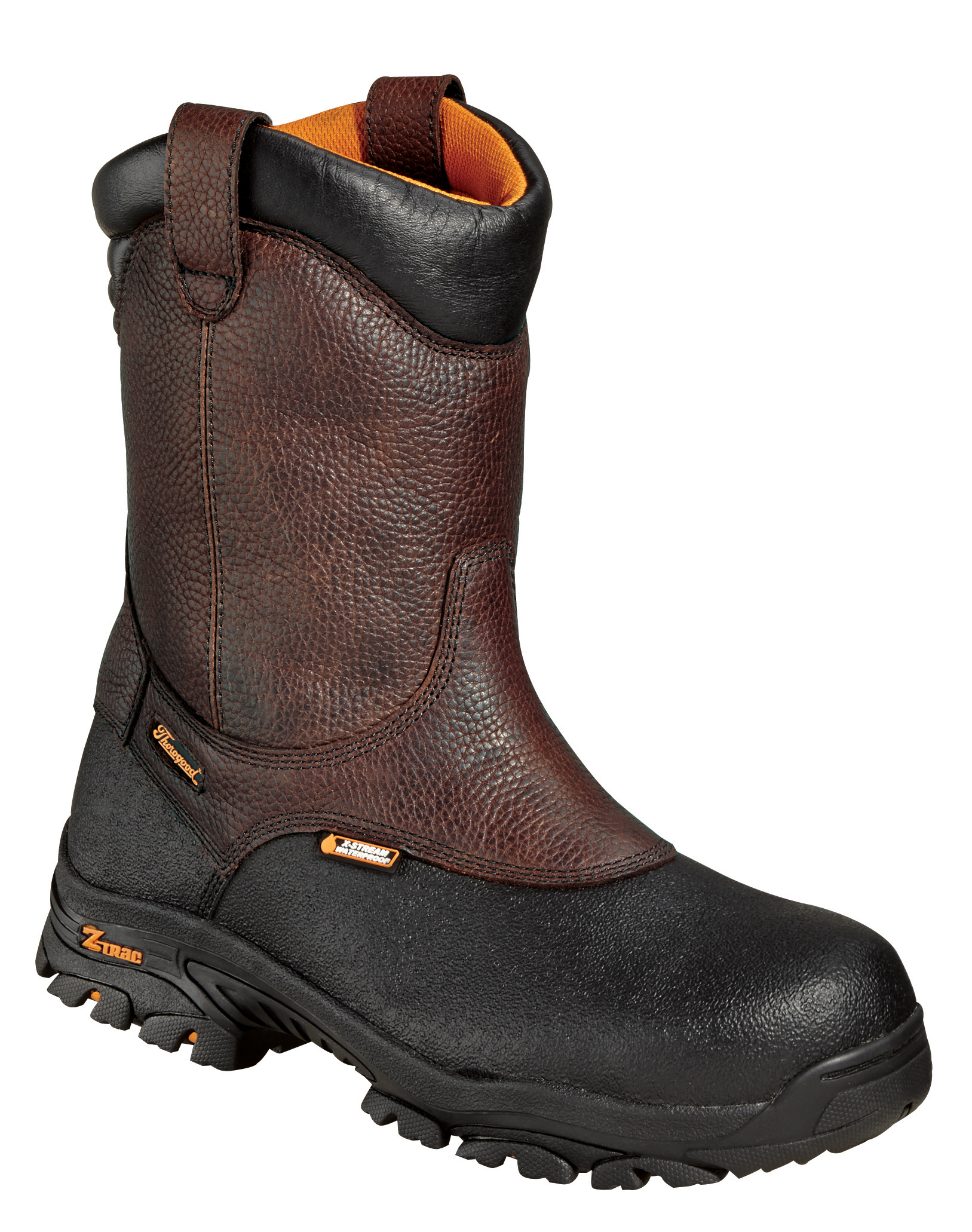 Thorogood Waterproof Pull On Comp Toe Boots 804 4810