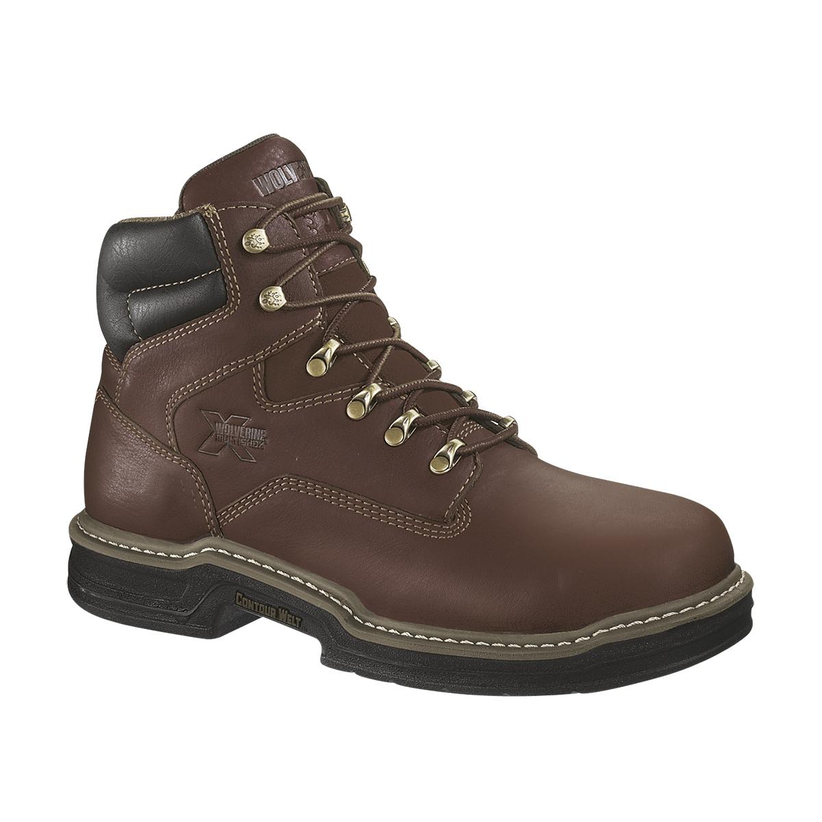 Wolverine Met Guard Steel Toe Work Boots W02406