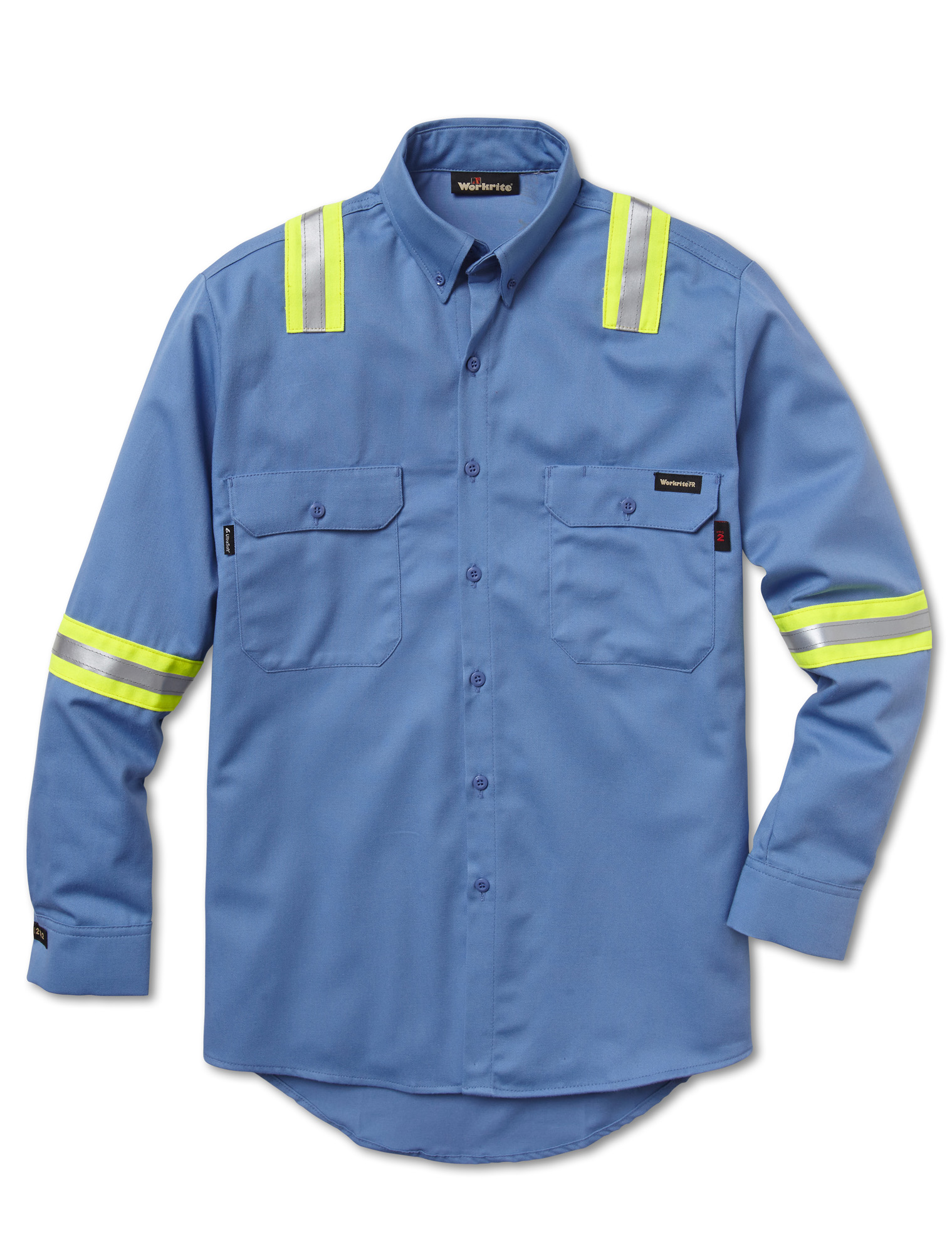 Workrite Fr Men S Work Shirt Ultrasoft 231ut70