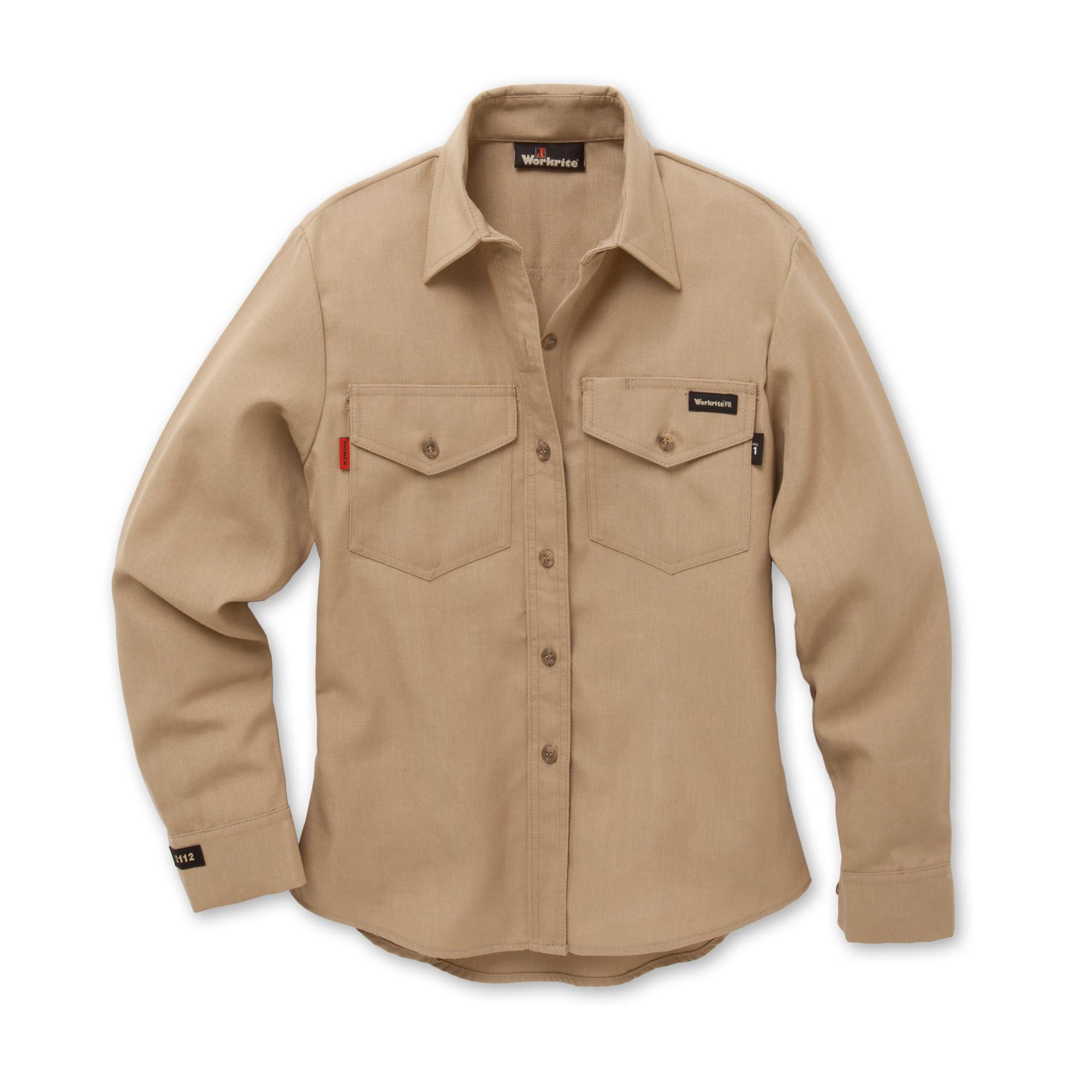 Workrite Uniform Co Workrite Women S 4 5 Oz Nomex Iiia