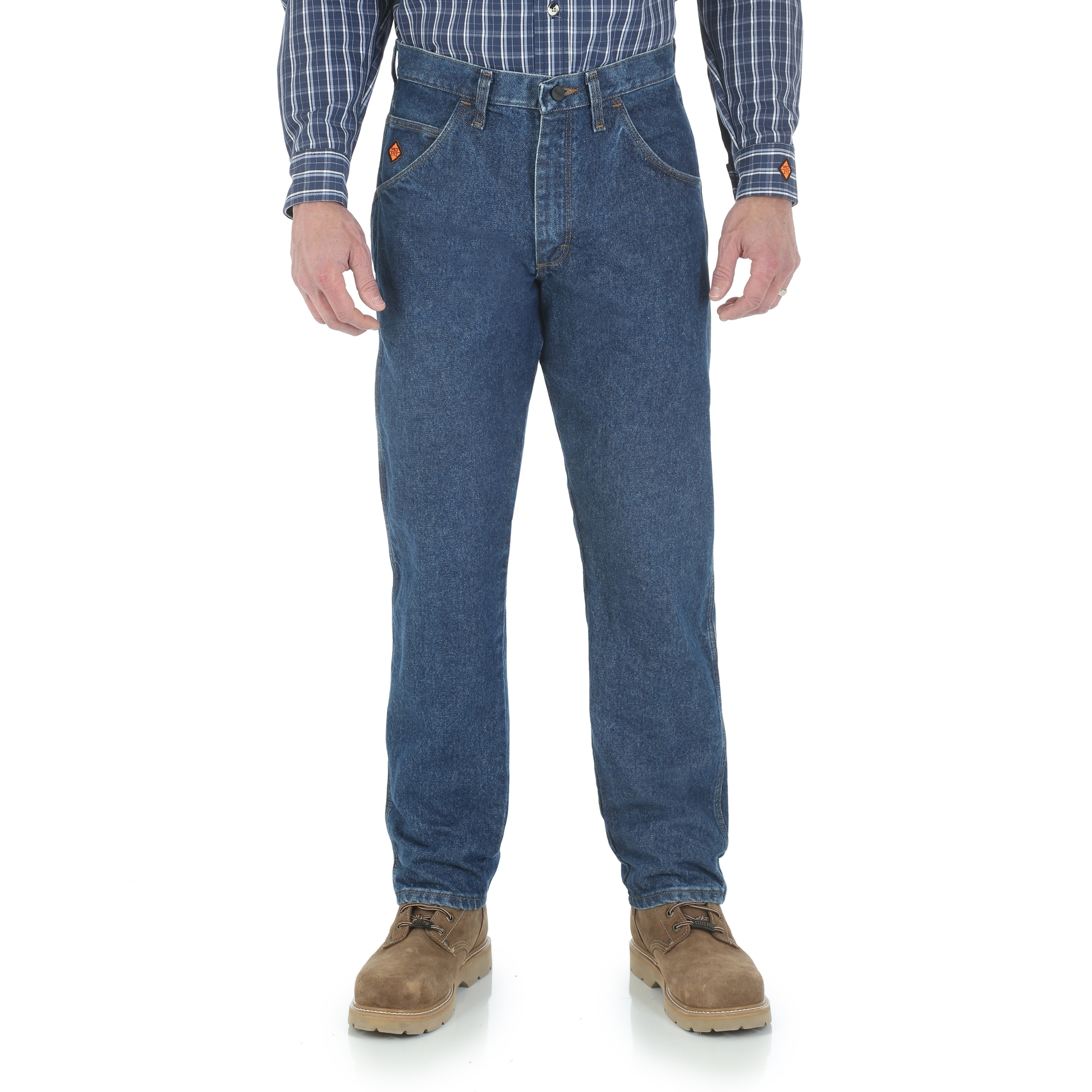 Wrangler Fr Riggs Workwear Relaxed Fit Jeans Fr3w050