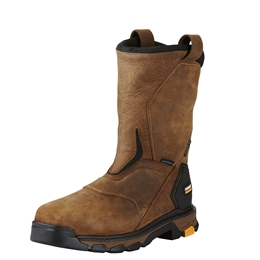 Ariat Intrepid Pull-On Waterproof Composite Toe Work Boot