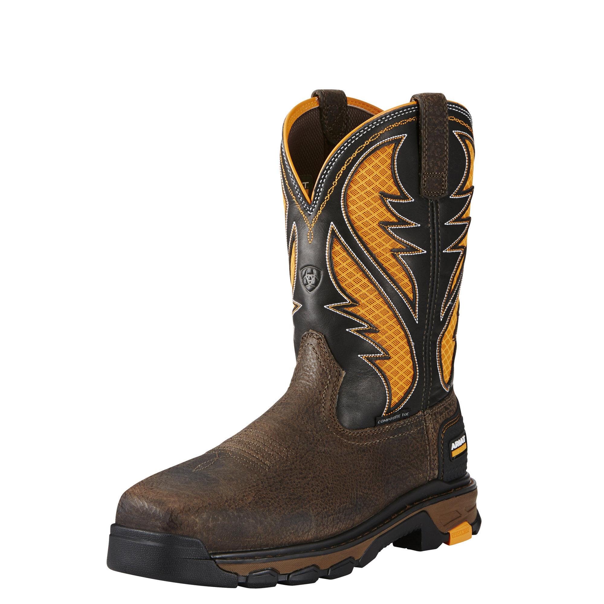 10024953 Details about  /Ariat Men/'s Waterproof Edge LTE Chukka Boot Composite Toe