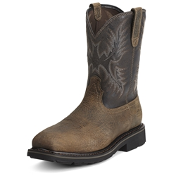 Ariat Sierra Puncture Resistant Square Toe - Steel Toe