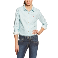 Ariat Womens FR Tioga Work Shirt