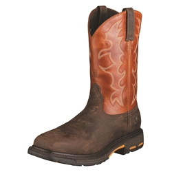 Ariat Workhog Square Toe - Steel Toe