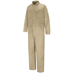 Bulwark Deluxe 100% Cotton Contractor Coverall