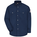 Bulwark FR 7 oz. Dress Uniform Shirt - SLU2