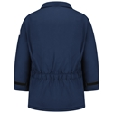 Bulwark FR Heavyweight Excel Comfortouch Insulated Deluxe Parka - Navy - JLP8NV