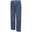 Bulwark FR Stone Washed Loose Fit Denim Jean - PEJ6SW