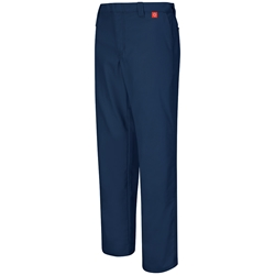 Bulwark FR iQ Series Endurance Work Pant - Navy flame, resistant, fire, arc, retardant, flash,