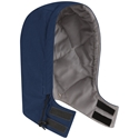 Bulwark Universal Fit Snap-on Hood - Navy - HLH2NV