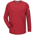 Bulwark iQ Series FR Long Sleeve Tee - QT32