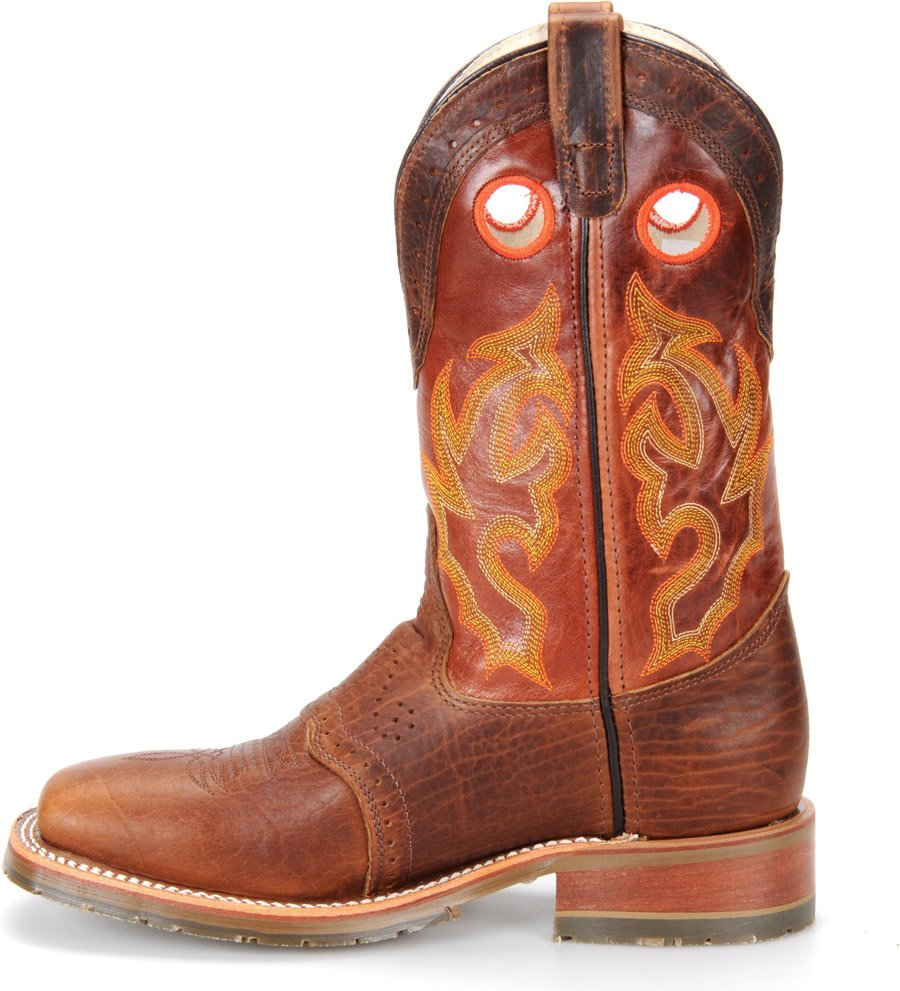Steel Toe Cowboy Boots | Double H Ropers | DH5400