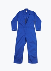 Lapco 7 oz. FR Deluxe Contractor Coverall - Royal Blue