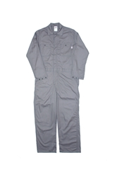 Lapco 7 oz. FR Economy Coverall - Gray