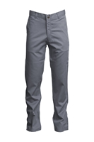 Lapco FR 7 oz. Advanced Comfort Uniform Pant - Gray flame, resistant, retardant, work, uniform, pants, westex, ultra soft, ac, grey