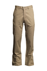 Lapco FR 7 oz. Advanced Comfort Uniform Pant - Khaki flame, resistant, retardant, work, uniform, pants, westex, ultra soft, ac