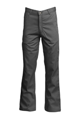 Lapco FR 7 oz. Basic Uniform Pant - Gray flame, resistant, retardant, work, uniform, pants