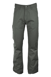 Lapco FR 8.5 oz. Canvas Pant - Moss Green flame, resistant, retardant, work, uniform, pants, westex, ultra soft, olive, grass, utility