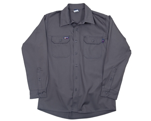 Lapco FR Uniform Shirt - Gray