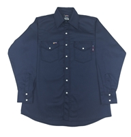Lapco FR Western Shirt w/Snaps - Navy Lapco,lapco frc,lapco fr,lapco frc shirt,lapco frc work shirt,lapco frc mens shirt,lapco fr clothing,lapco frc clothing,lapco fr mens work shirt,lapco pearl snap shirt,lapco fr pearl snap shirt,lapco mens pearl snap shirt,lapco mens fire retardant shirt,lapco mens flame retardant shirt,lapco mens fire resistant shirt,lapco mens flame resistant shirt,lapco fr mens arc rated,lapco fr mens arc rated shirt,lapco hrc 2,lapco hrc 2 clothes,lapco hrc 2 clothing,lapco mens hrc 2 shirt,lapco safety apparel,lapco safety shirt,lapco fr cotton shirt,fr cottong shirt,frc cotton shirt,fr cotton work shirt,fr cotton safety shirt,inv7ws,inv7ws lapco,inv7ws lapco shirt,pearl snap fr shirt,pearl snap western fr shirt,pearl snap uniform shirt,pearl snap,ppe