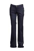 Lapco FR Women's 7 oz. Uniform Pant - Navy westex, ac, advanced, comfort, ultrasoft, ultra, soft, womens, work