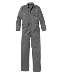 Rasco FR 7.5 oz. Coverall - Gray flame, resistant, retardant, mens, mens, grey