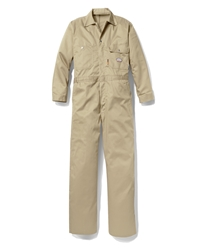 Rasco FR 7.5 oz. Coverall - Khaki flame, resistant, retardant, mens, mens, tan
