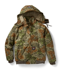 Rasco FR Hooded Jacket - Cajun Camo