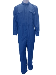 Reed FR Nomex IIIA Coveralls - Royal Blue Reed FR Mens Nomex IIIA Coveralls in Royal Blue | 540CFRNX