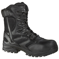 "Thorogood 8"" Waterproof Side Zip - Composite Toe"
