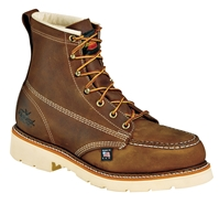 "Thorogood American Heritage 6"" Moc Toe - Safety Toe"