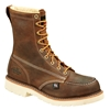 "Thorogood American Heritage 8"" Moc Toe - Safety Toe"