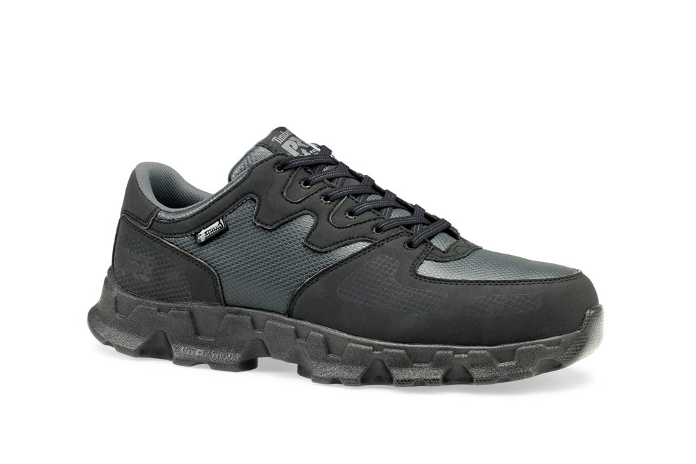 timberland safety toe tennis shoe esd 1062a