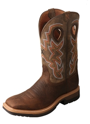 Twisted X Alloy Toe Lite Western Work Boot