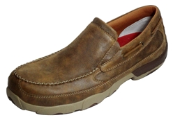 Twisted X Driving Mocs Slip-On - Composite Toe
