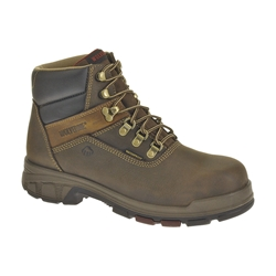 "Wolverine Cabor 6"" Waterproof Lace-Up - Steel Toe"