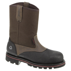 Wolverine Drillbit Waterproof Wellington - Steel Toe