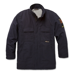 Workrite 11 oz Ultrasoft Thinsulated Navy Field Coat