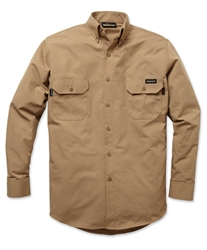 Workrite 5.3 oz. Glenguard Button-Down Shirt