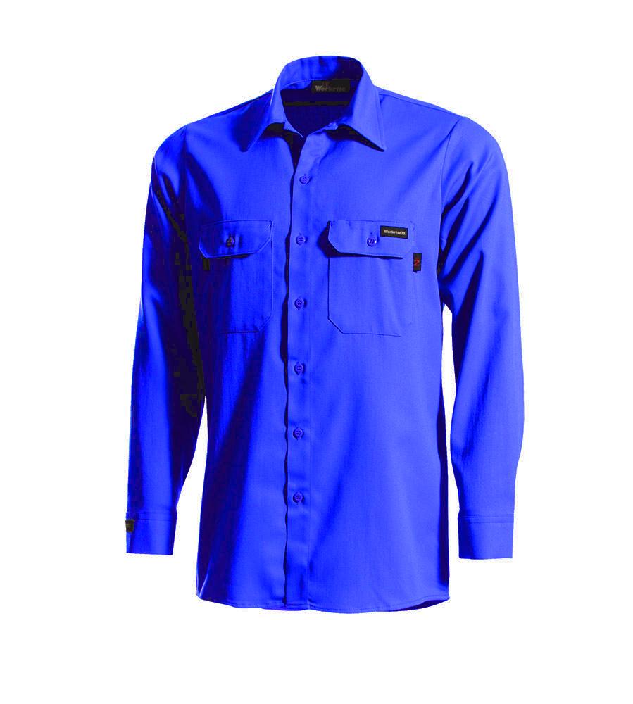 Workrite Fr Mens Work Shirt Ultrasoft 231ut70