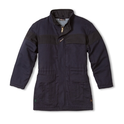 Workrite 7 oz Ultrasoft Navy Insulated Parka